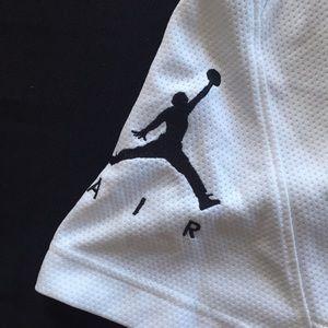 Jordan dri-fit shorts
